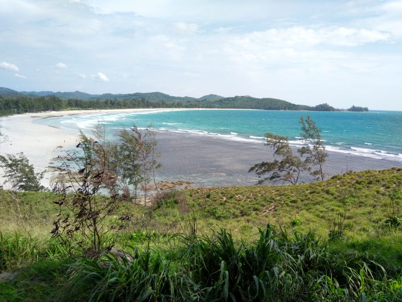 Simpang Mengayau Beach at the Tip of Borneo