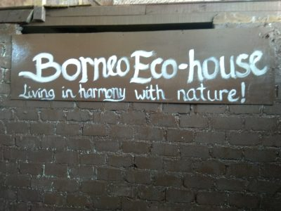 Borneo Eco-House in Sabah