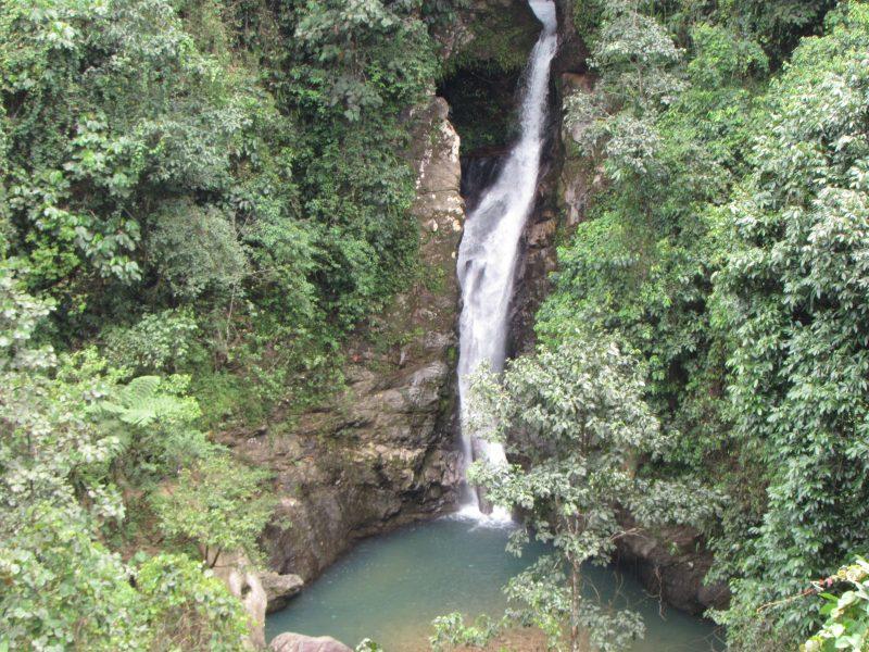 Waterfall of Sabah